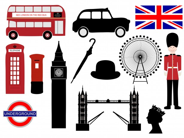 London Icons Clipart Free Stock Photo   Public Domain Pictures