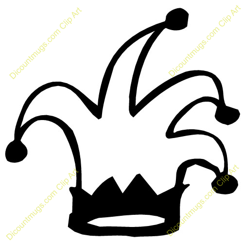 People Who Have Use This Clip Art  11397 Court Jester Hat 110 Has