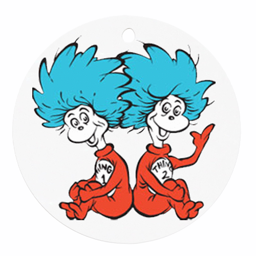 dr seuss thing 1 and thing 2 clipart clipart suggest Black and White One and Thing Two Thing thing one and thing two clipart