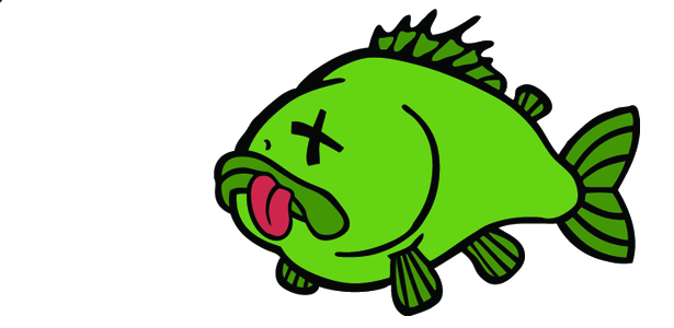 15 Cartoon Dead Fish Free Cliparts That You Can Download To You