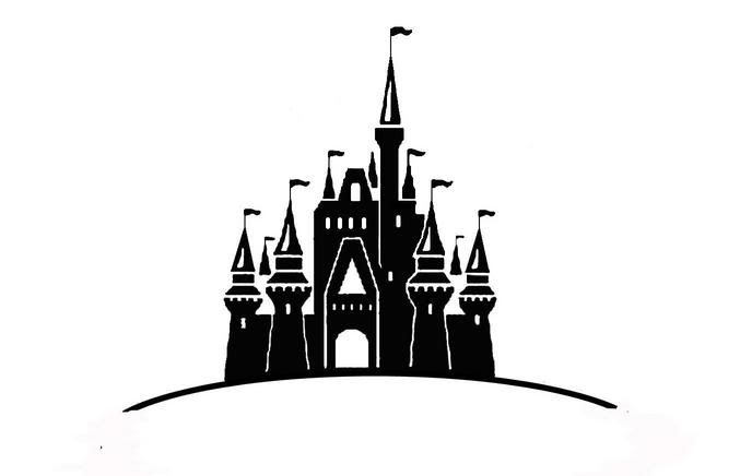 Disney Castle Clip Art   Castleforembosser Jpg Photo By Disbrides