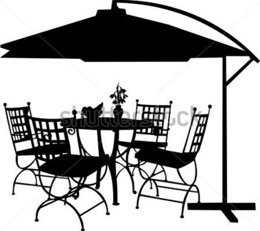 Download Source File Browse   Interiors   Garden Furniture With Bowl