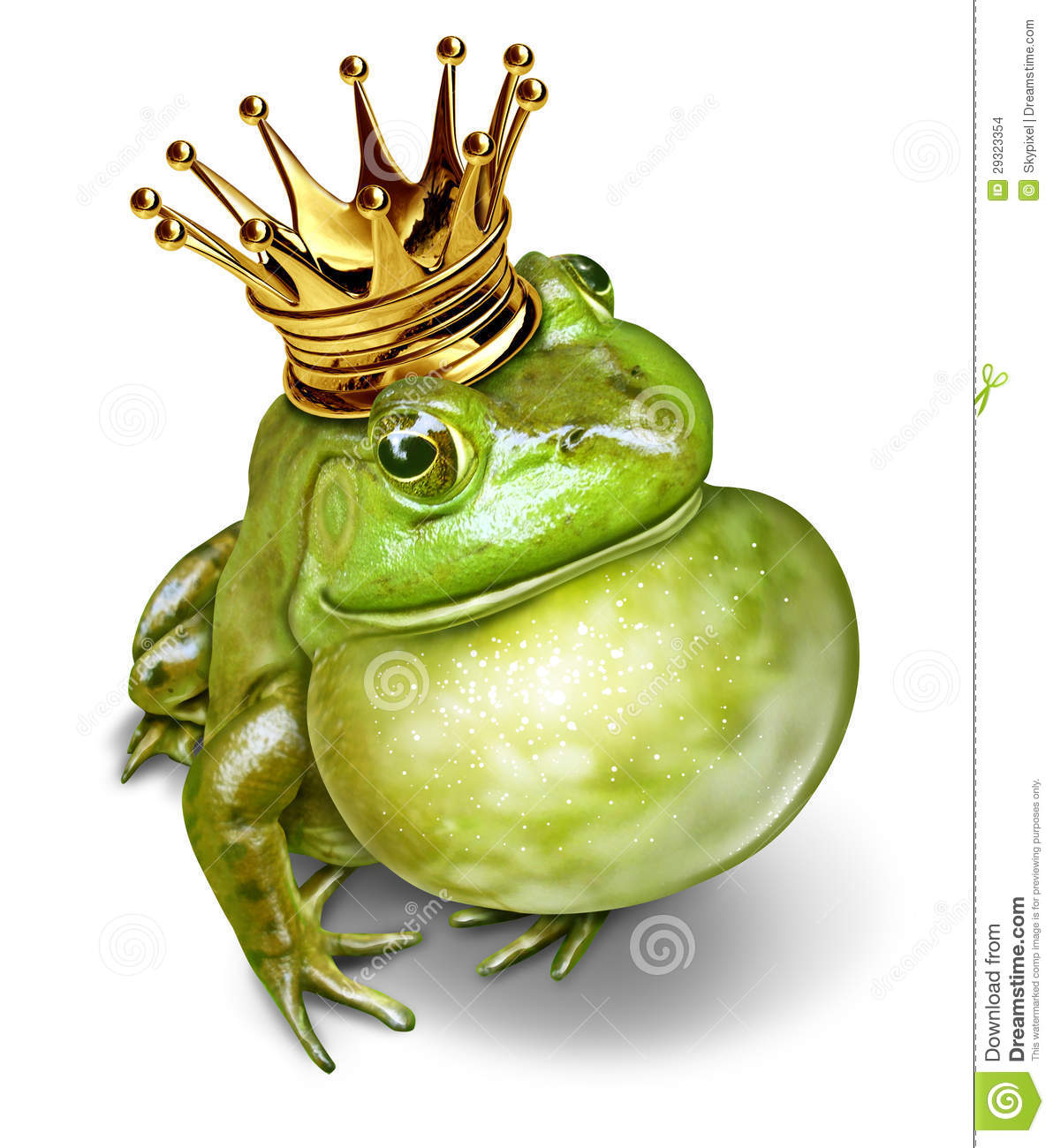 Fairy Tale Frog Clipart Frog Prince Communication