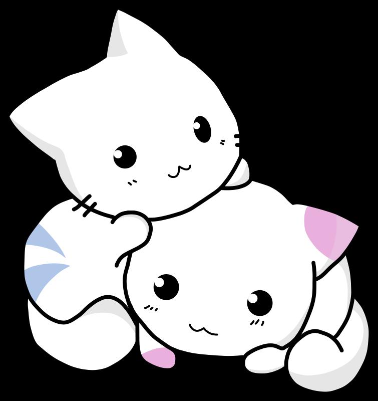 Free Cute Kittens Clip Art