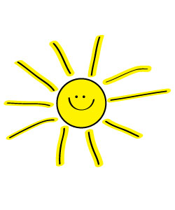 Clip Art Sunshine Clip Art free sunshine clipart kid sun to decorate for parties craft projects websites or