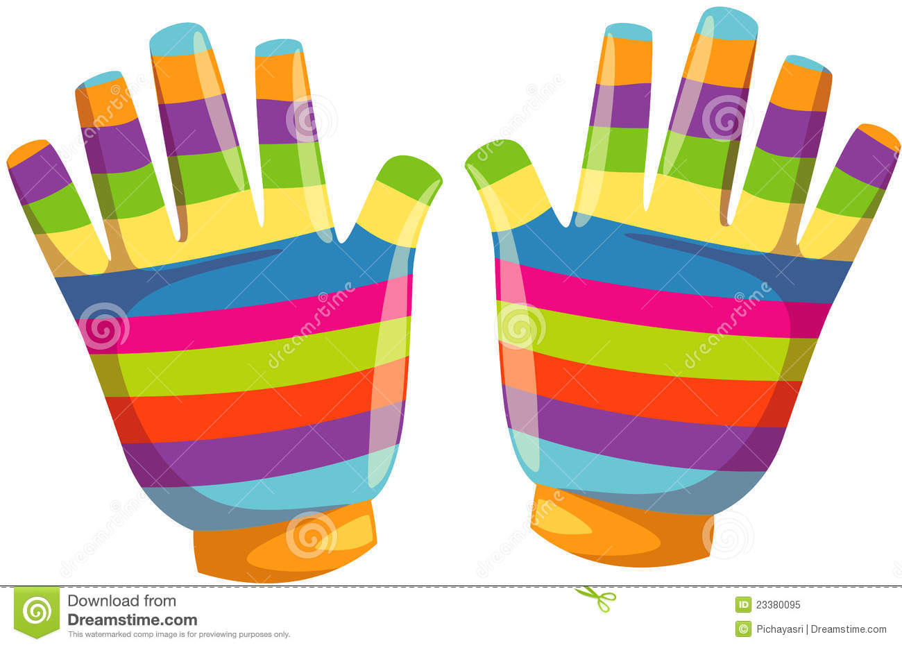 Winter Gloves Clipart - Clipart Suggest