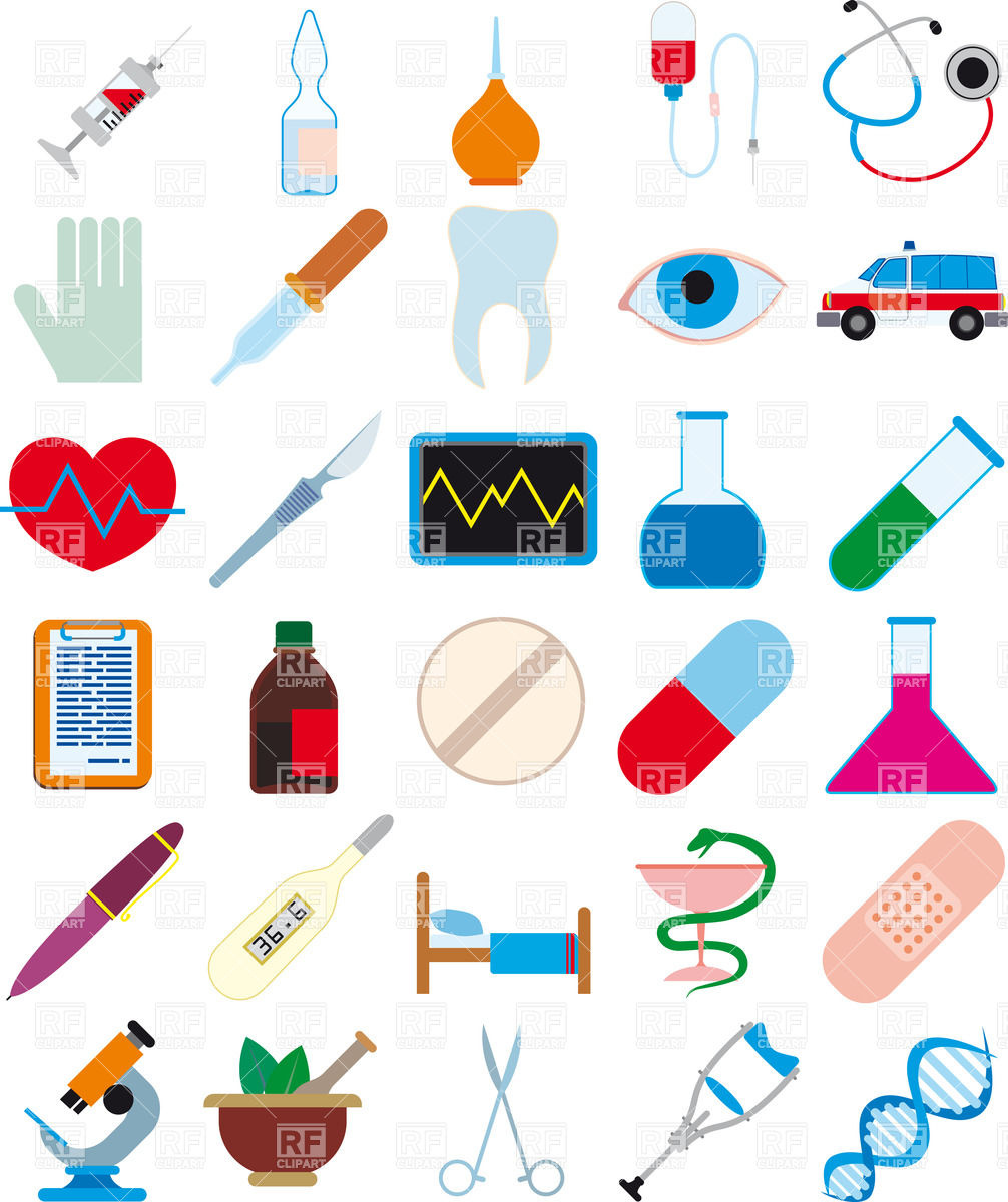 Health Care Clip Art
