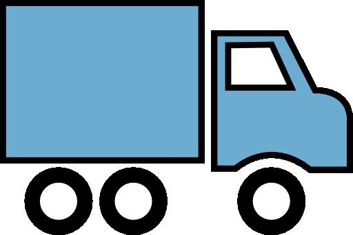Clip Art Clipart Truck truck outline clipart kid mail clip art clipart