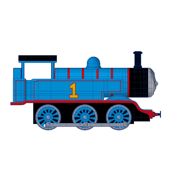 clip art thomas train - photo #19