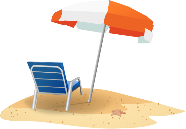 Sun Clip Art Chair