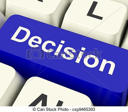 Decision Making Clipart D  Cision Informatique Cl     Repr