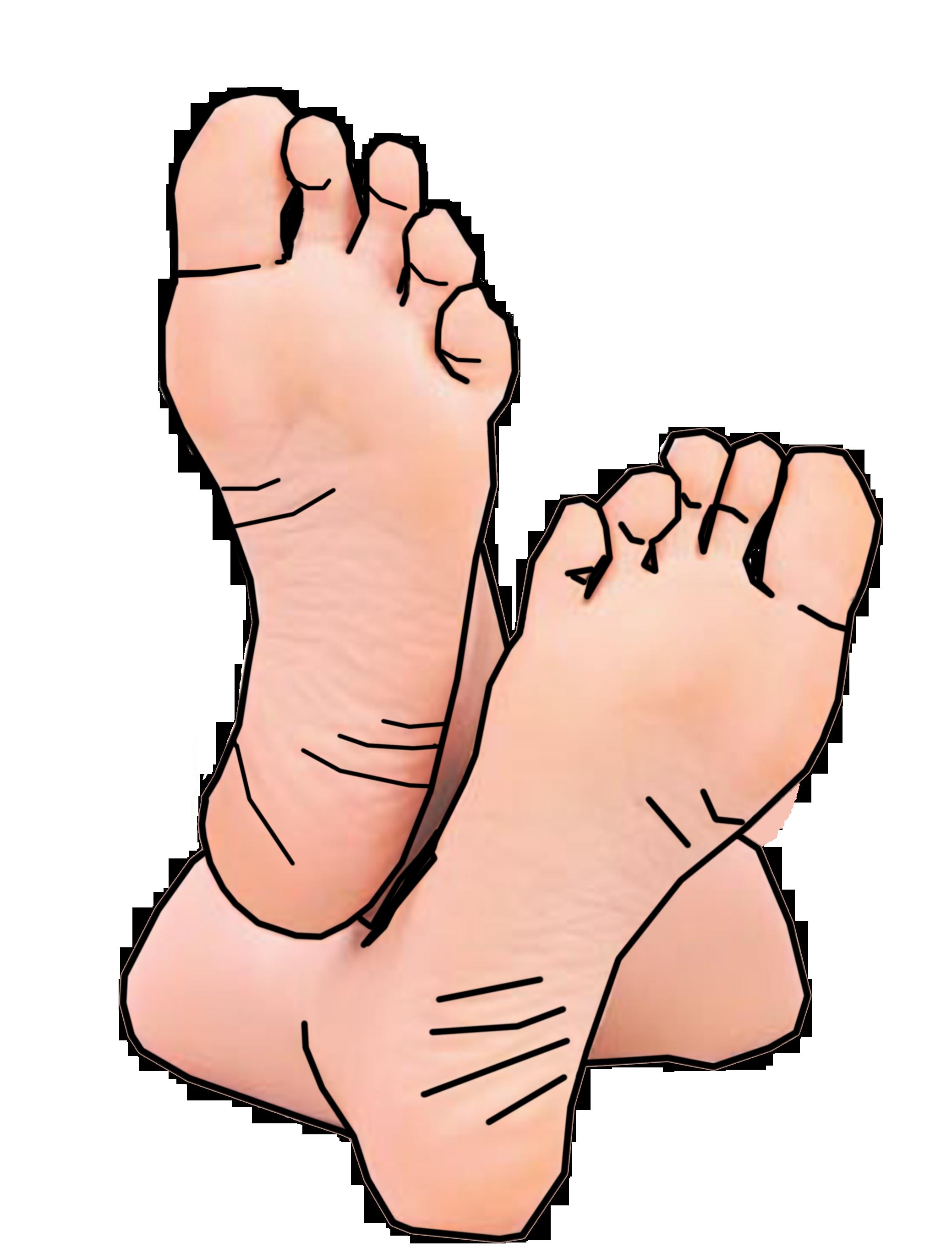 Happy Feet Clip Art   Cliparts Co