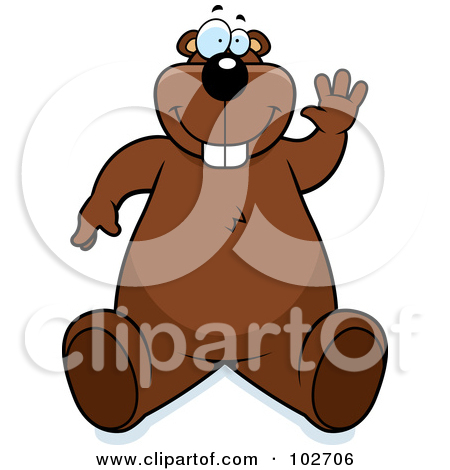 Royalty Free  Rf  Beaver Clipart Illustrations Vector Graphics  1