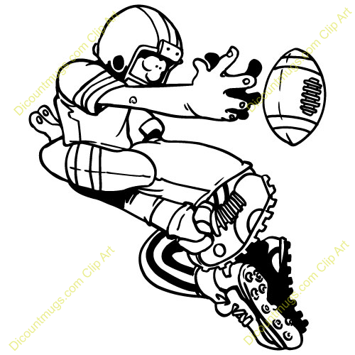football player clipart images - photo #47