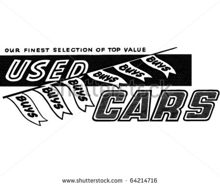 Used Car Lot Stock Photos Images   Pictures   Shutterstock
