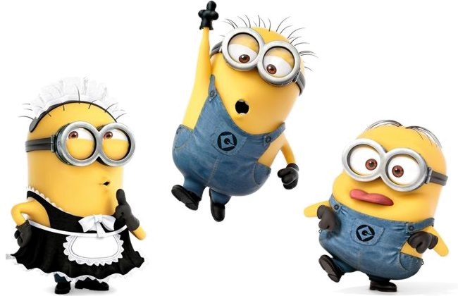 12 Despicable Me Minions Free Cliparts That You Can Download To You