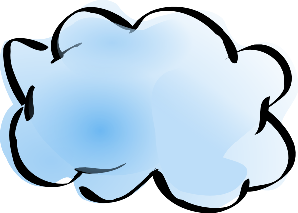 Internet Cloud Clipart...