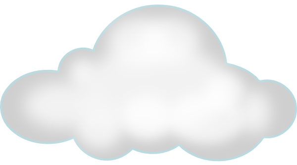 Internet Cloud Clipart - Clipart Kid