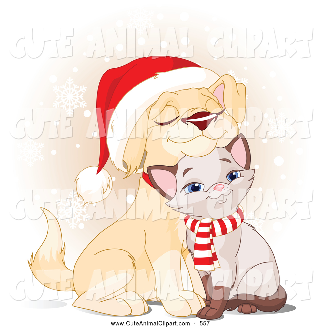 Go Back   Images For   Christmas Kitten Clipart