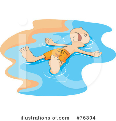 Royalty Free Swimming Clipart Illustration 76304 Jpg