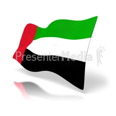 Uae Flag   Signs And Symbols   Great Clipart For Presentations   Www