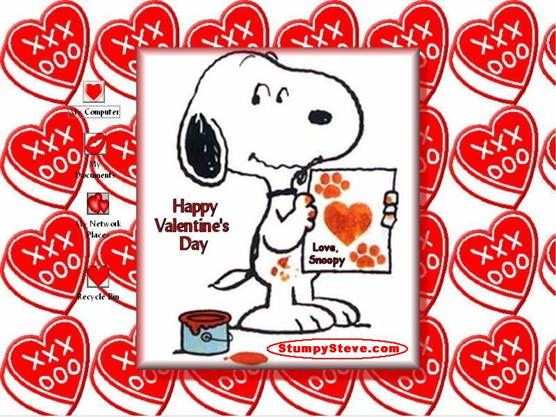 peanuts valentine clip art - photo #33