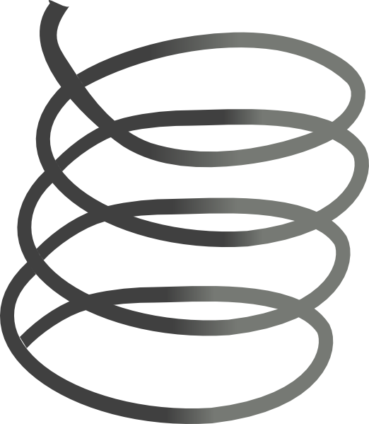 Back   Gallery For   Coil Spring Clip Art