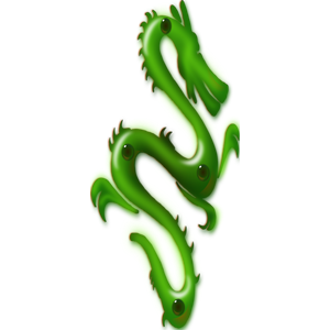 Jade Dragon Clipart Cliparts Of Jade Dragon Free Download  Wmf Eps