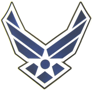 Us Air Force Logo Clip Art   Clipart Best