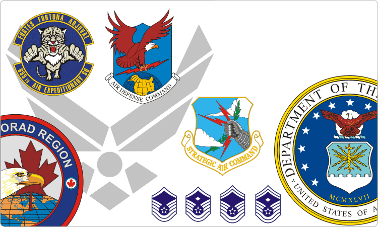 Usaf Clipart Png
