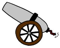 Clip Art Cannon Clipart cannon clipart kid atekrrz5c jpeg