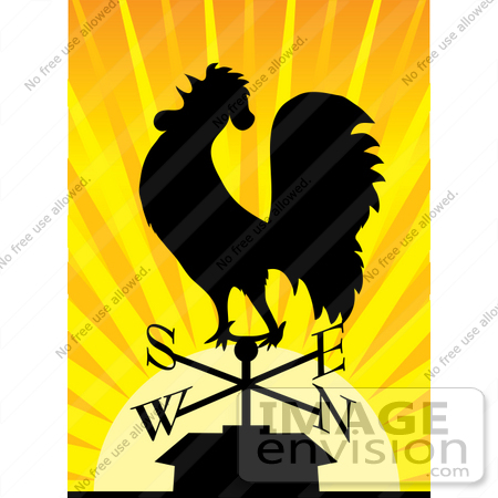 Rooster Morning Clipart 33657 Clip Art Morning