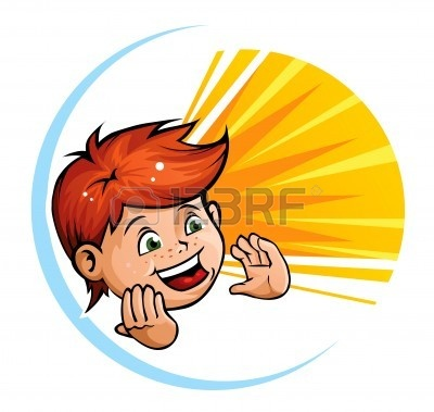 Shout Clipart 6498886 Shouting Kid Jpg