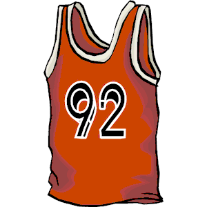 10 Basketball Jersey Clipart   Free Cliparts That You Can Download To