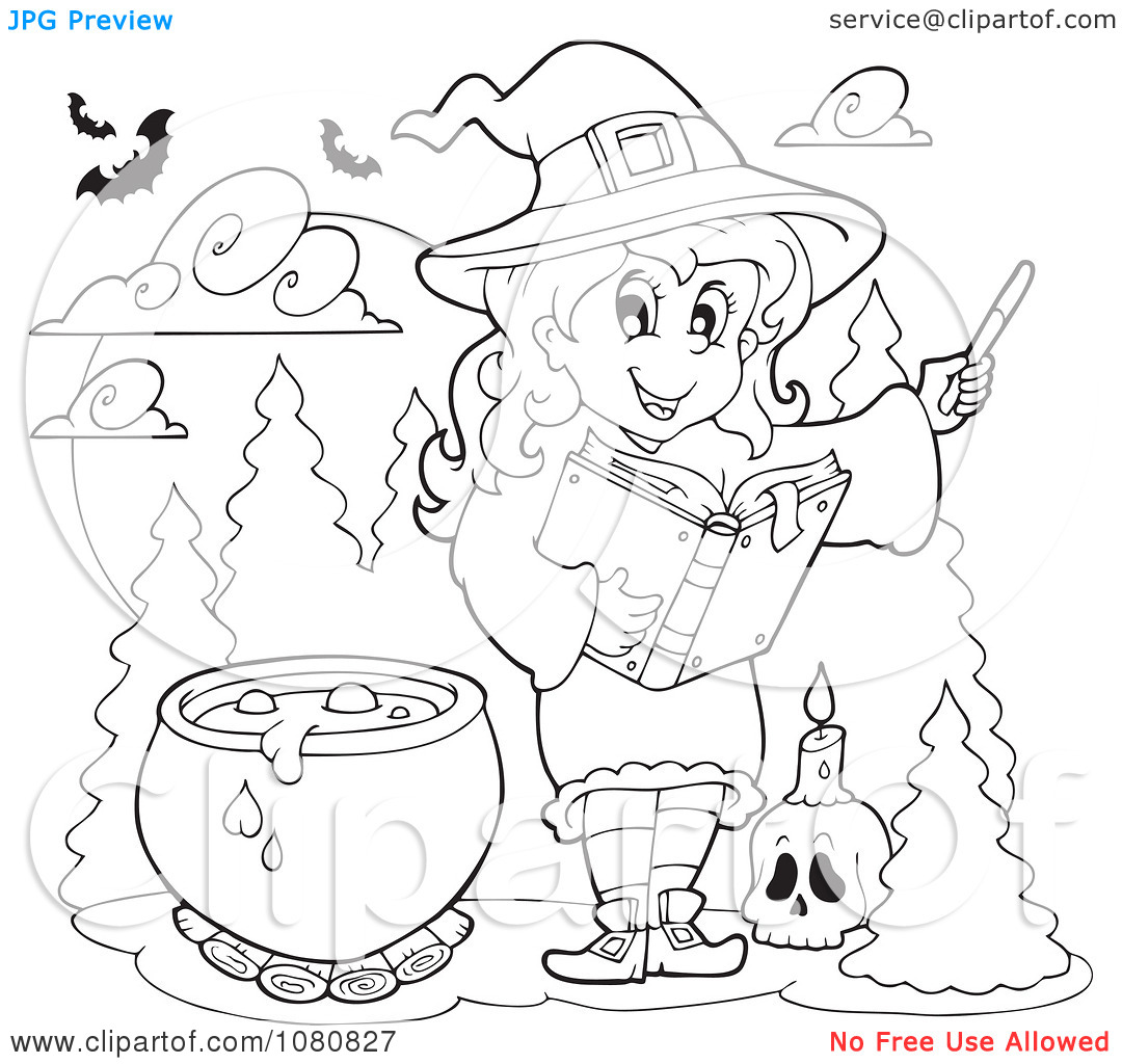 Halloween Potion Clipart - Clipart Kid
