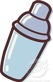 Cocktail Shaker Clipart