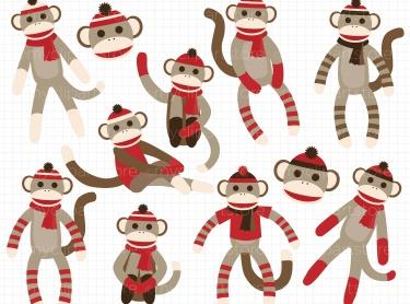 Clip Art Sock Monkey Clip Art sock monkey clipart kid copy12 1386879876 red jpg 1444688818