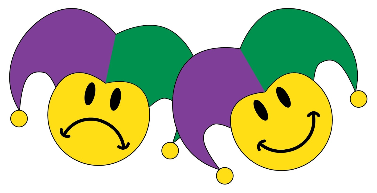 Happy And Sad Faces Clip Art   Cliparts Co