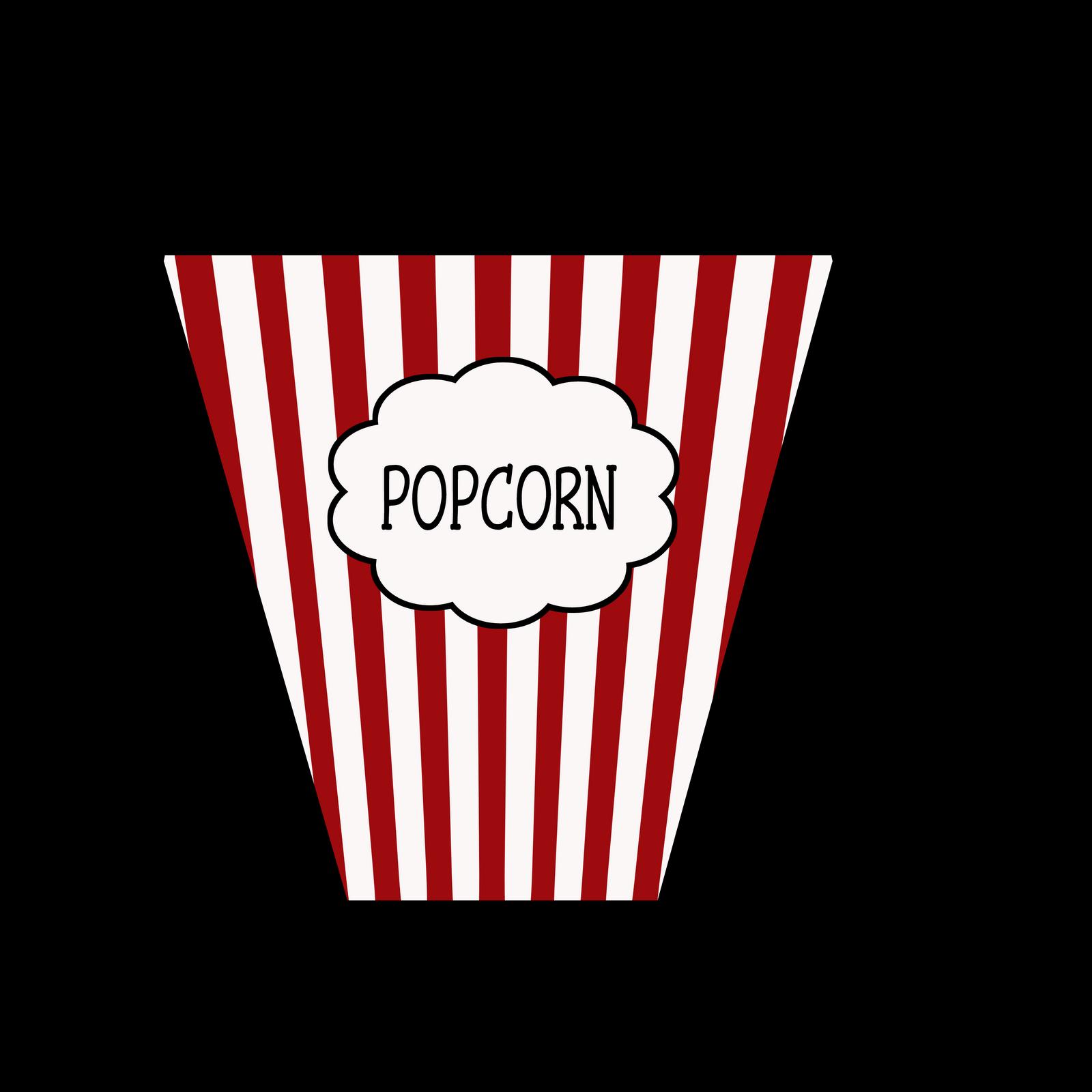 popcorn bucket clipart clipart suggest