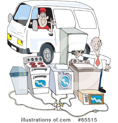 Appliances Repair Shop Clip Art