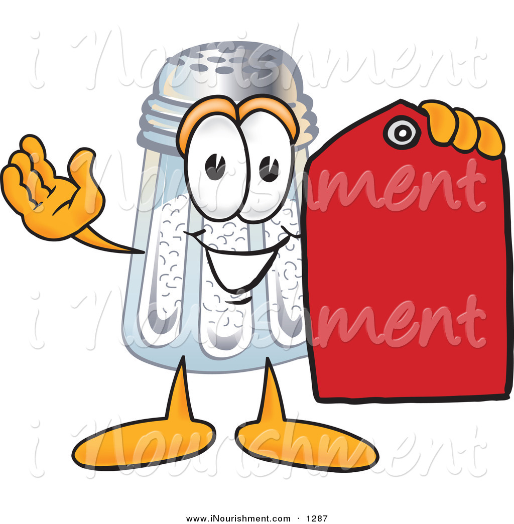 Salt Shaker Clipart This Salt Shaker Stock