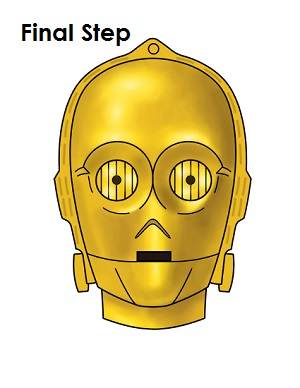 3po Clipart - Clipart Kid Lego Star Wars R2d2 Coloring Pages