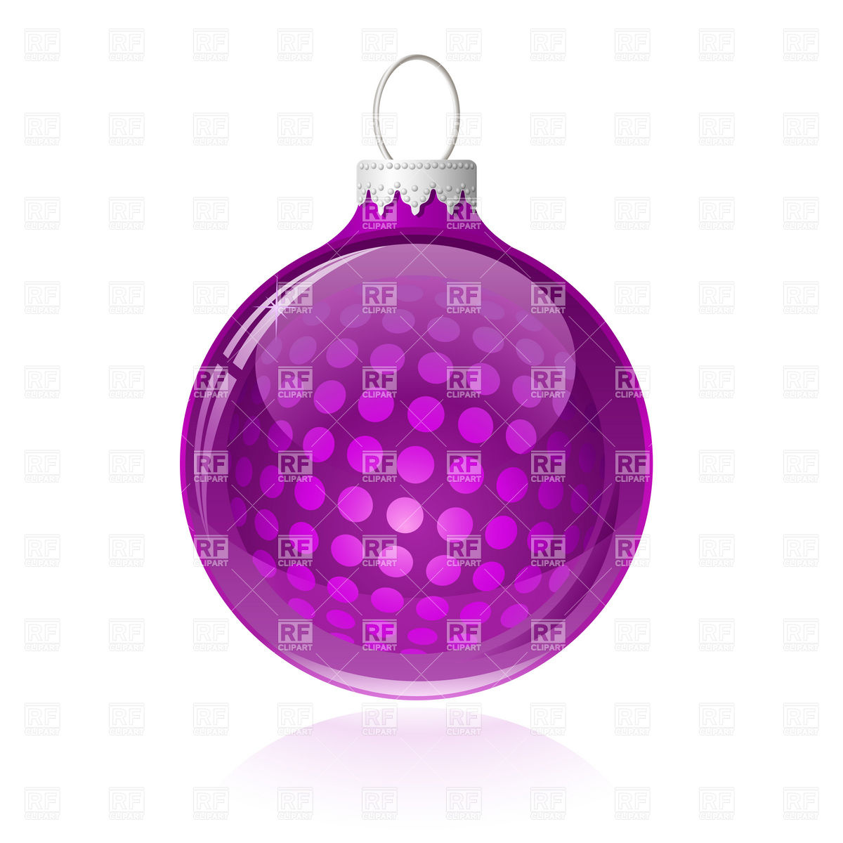 Pink Christmas Bauble Holiday Download Royalty Free Vector Clip Art