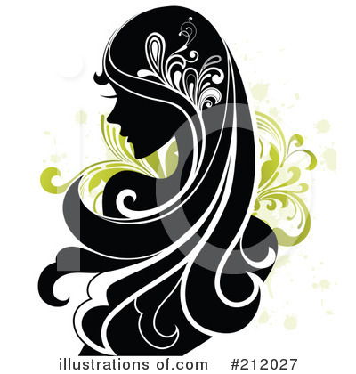 Royalty Free Beauty Clipart