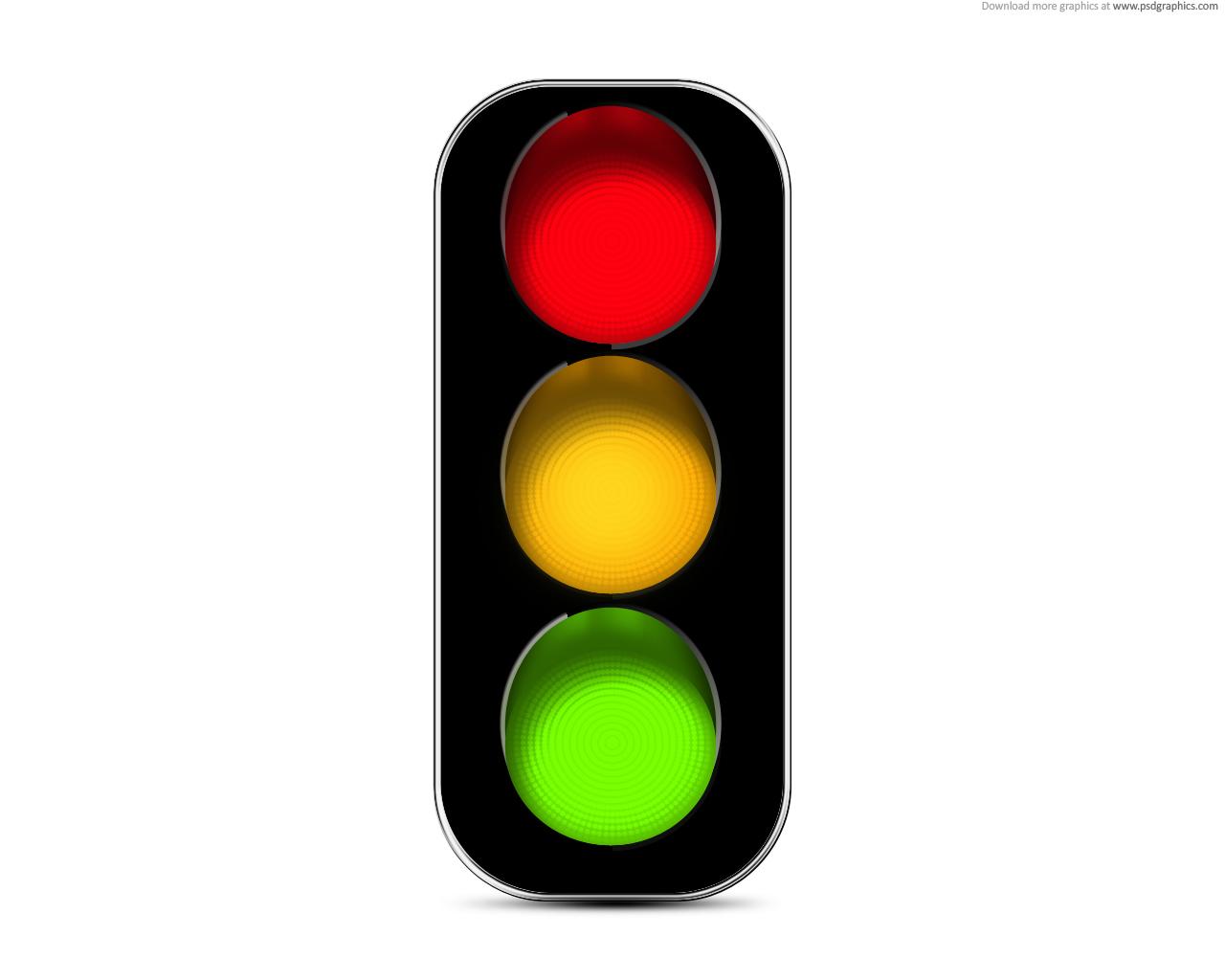 Traffic Signal Lights ...