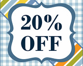20  Off Digital Clip Art Sale On All Orders Over 10 Usd Coupon Codes