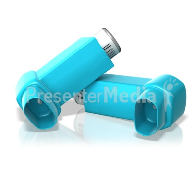 Asthma Inhalers   Presentation Clipart   Great Clipart For