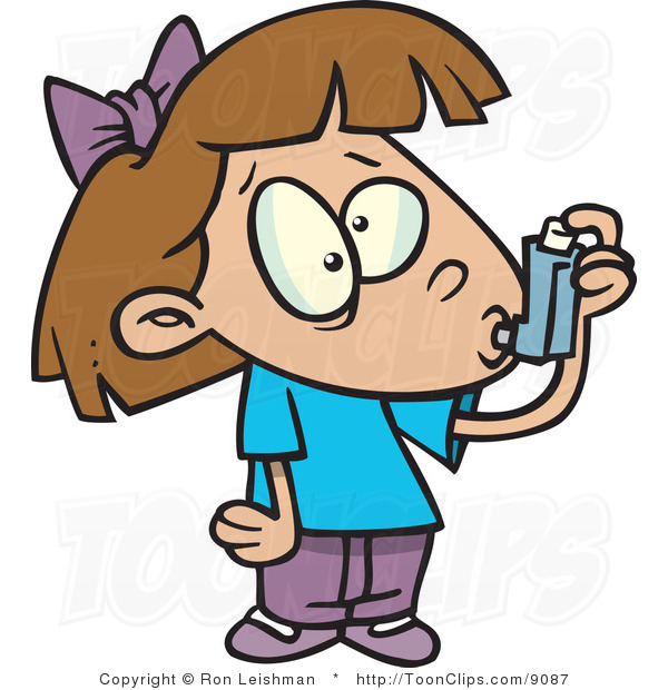Asthma Pictures Clip Art