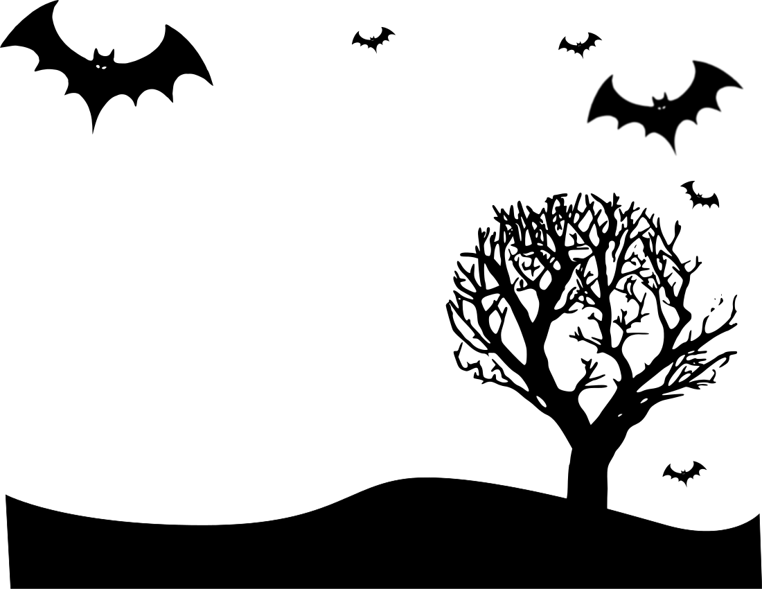 halloween landscape page page frames holiday halloween halloween 3