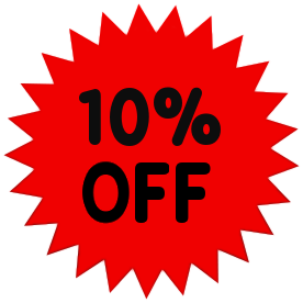 10% Off Clipart - Clipart Kid
